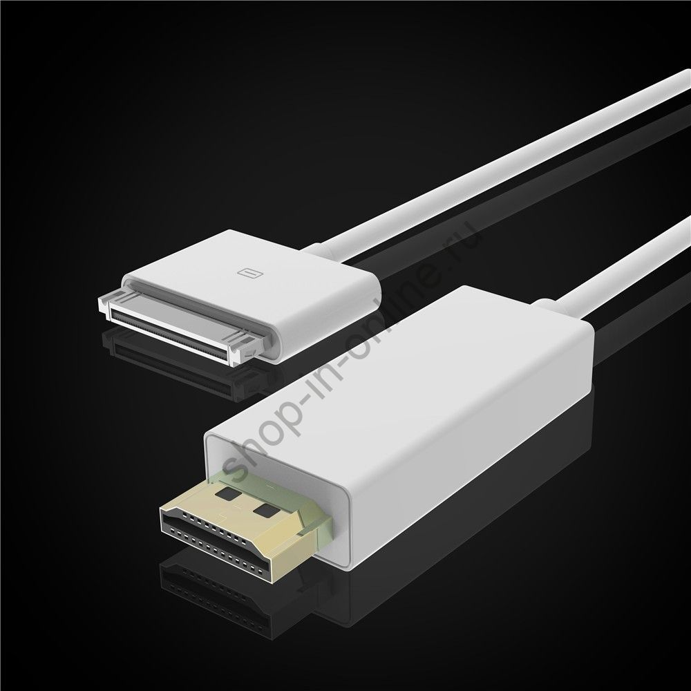 Кабель передачи данных для iPad 2 3, iPhone 4 4S 0003