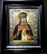 Лука Крымский (30х36), серебро