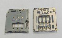 Разъём Lenovo A5500 (A8-50) IdeaTab (sim-карты) Оригинал