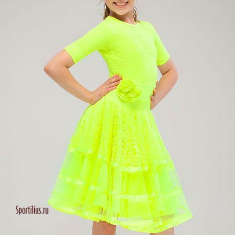 """Платье для бальных танцев """"Глория"""""""