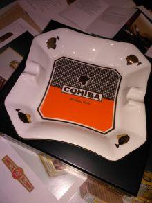 Пепельница для сигар Cohiba (2 сигары)