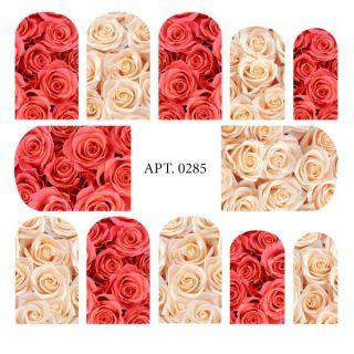Слайдер-дизайн для ногтей № 0285