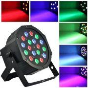 Цветомузыкальная LED голова (заливка)