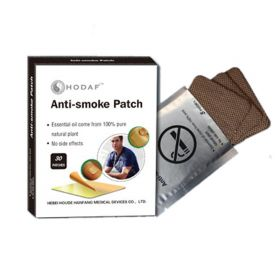 "ПЛАСТЫРЬ ПРОТИВ КУРЕНИЯ ""ANTI-SMOKE PATCH"""