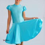 детское платье для бальных танцев в интернет-магазине