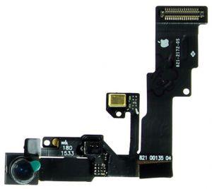FLC (Шлейф) Apple iPhone 6 (на микрофон и переднюю камеру) Оригинал