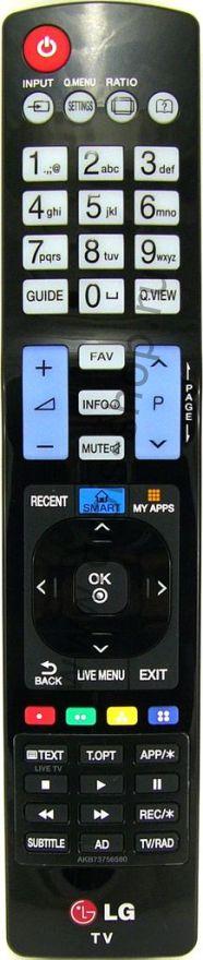 Пульт LG AKB73756580