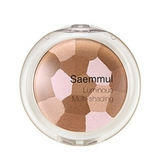 Корейский бронзатор SAEM Saemmul Luminous Multi-shading