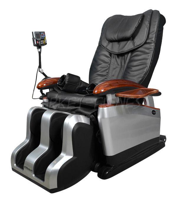 Массажное кресло YAMAGUCHI YA-2500 черный/бежевый