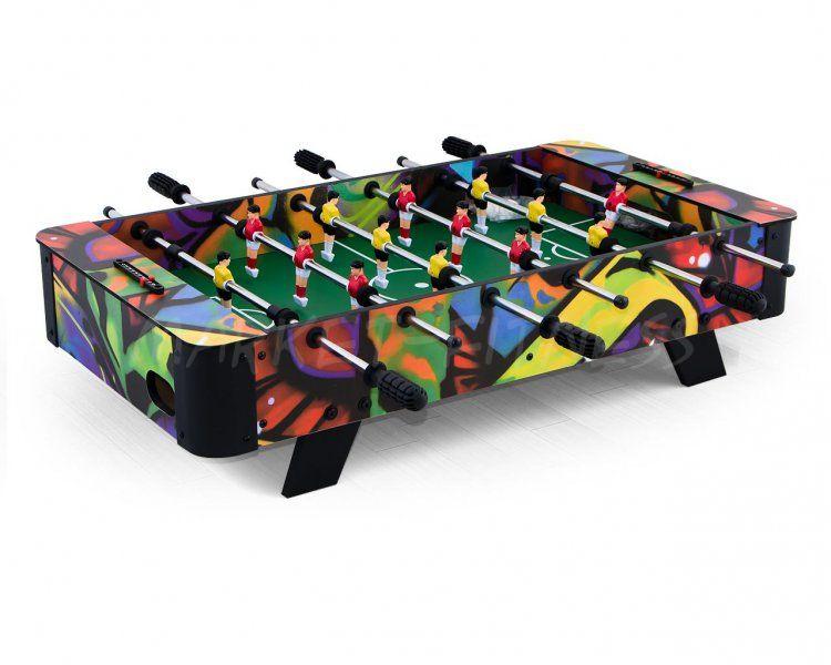Настольный футбол кикер Derby 96x52x23см, цветной