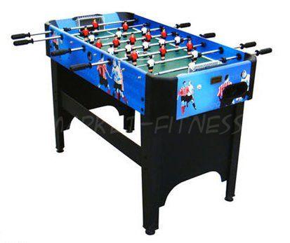Настольный футбол кикер Atletico 121х61х83, цветной