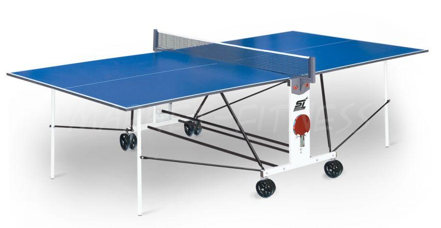 Теннисный стол DONIC OUTDOOR ROLLER FUN BLUE