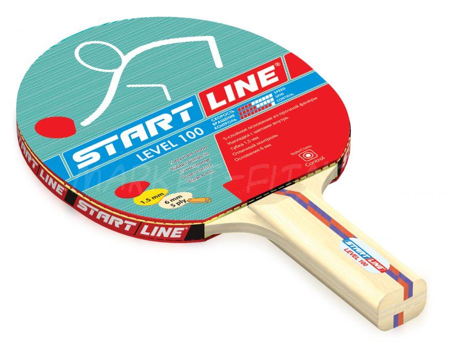 Ракетка Start Line Level 100 (прямая)