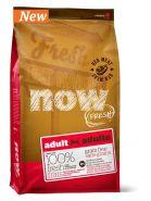 NOW FRESH Adult Recipe Red Meat Беззерновой корм для взрослых собак со свежим мясом ягненка и олениной (11,35 кг)