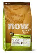 NOW FRESH Small Breed Recipe Беззерновой корм для малых пород всех возрастов с индейкой, уткой и овощами (5,44 кг)