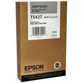Оригинальный картридж T5437 - EPSON ST 7600/9600 серый