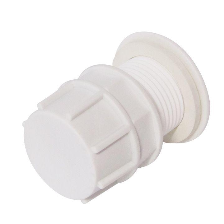 Отвод из бака в сборе 1 пластик