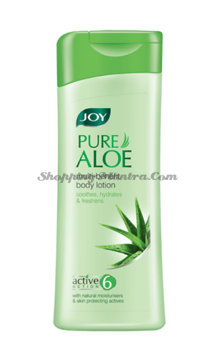 Многофункциональный лосьон для тела Чистый Алоэ Джой   Joy Cosmetics Pure Aloe All Purpose Body Lotion