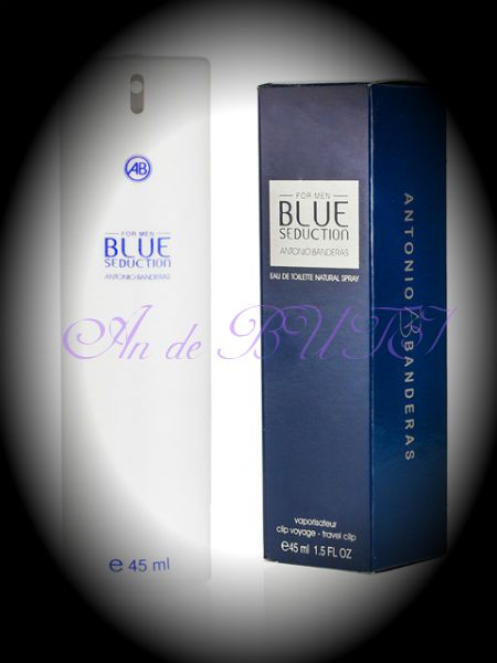 Antonio Banderas Blue Seduction 45 ml