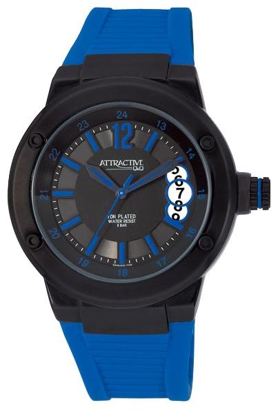 Q&Q DA40-532 наручные часы