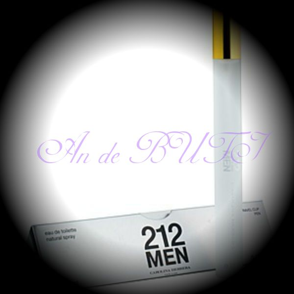 Carolina Herrera 212 Men 15 ml