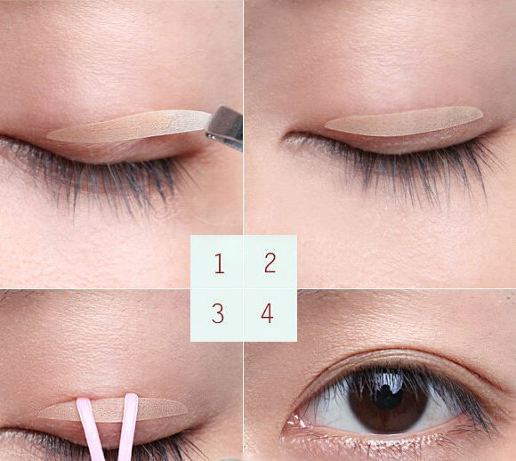 Стикеры для век двусторонние SAEM Duplex Eyelid Sticker