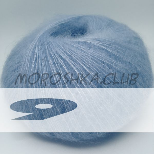 Светло-голубой Soft Dream BBB (цвет 09)