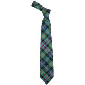 Истинно шотландский клетчатый галстук 100% шерсть , расцветка клан Мюррэй из Атолла