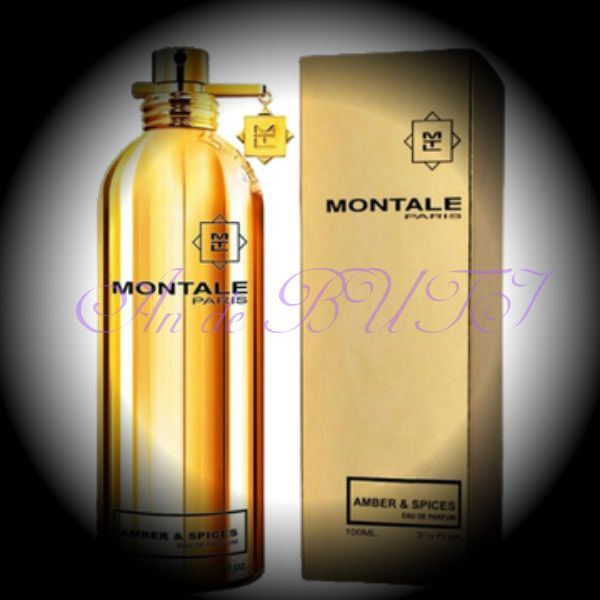 Montale Amber & Spices 100 ml edt