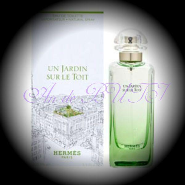 Hermes Un Jardin Sur Le Toit 100 ml edt