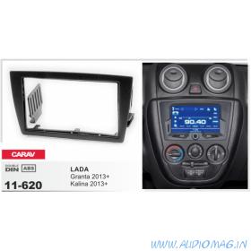 Carav 11-620 (2-DIN LADA Granta 2013+, Kalina 2013+)