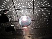 Зеркальный шар диаметр 400 мм