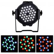 Цветомузыкальная 36 LED RGB голова (заливка)
