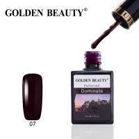Golden Beauty 07 Dominate гель-лак, 14 мл