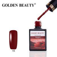 Golden Beauty 15 Yearn гель-лак, 14 мл