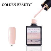 Golden Beauty 43 Delicate гель-лак, 14 мл