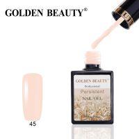 Golden Beauty 45 Persistent гель-лак, 14 мл