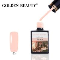 Golden Beauty 53 Silent гель-лак, 14 мл