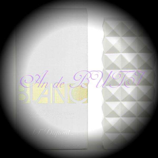 S.T. Dupont Blanc pour femme 100 ml edp