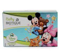 Детское питательное мыло с миндальным маслом Биотик Микки Маус и Минни | Biotique Mickey & Minnie Bio Almond Nourishing Baby Soap