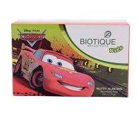 Детское питательное мыло с миндальным маслом Биотик Пиксар Тачки | Biotique Disney Pixar Cars Nutty Almond Nourishing Baby Soap