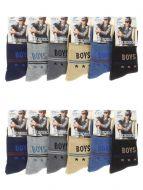 Носки подростковые для мальчиков  С701