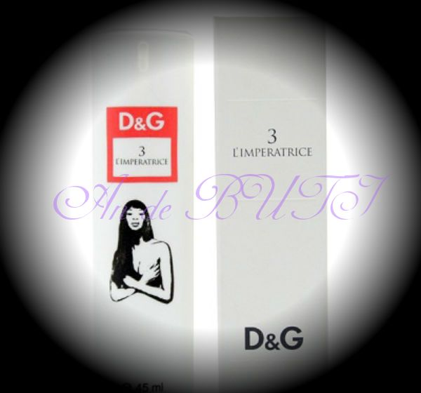 DOLCE & GABBANA The D & G Anthology 3 L`Imperatrice 45 ml