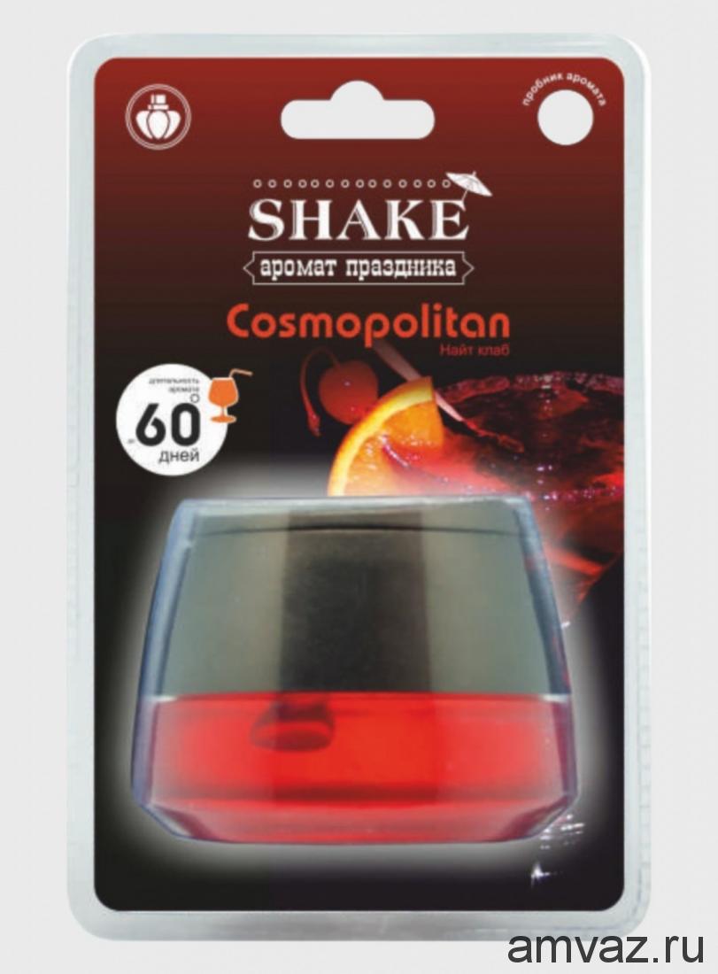 "Ароматизатор на панель банка ""Shake Cosmopolitan"" Найт клаб"