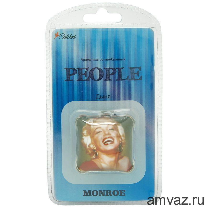 """Ароматизатор подвесной мембранный """"People Monroe"""" Дыня"""
