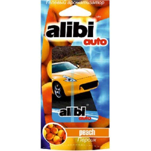 "Ароматизатор подвесной ""Alibi Auto"" Персик"