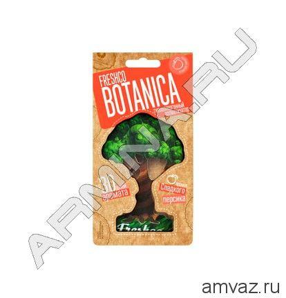 """Ароматизатор подвесной картонный """"Botanica"""" Сладкий персик"""
