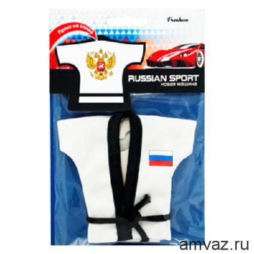 """Ароматизатор подвесной """"Russian Sport Кимоно"""" Новая машина"""