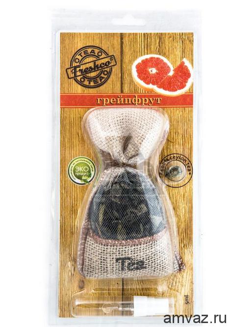 """Ароматизатор подвесной мешочек """"Freshсo Tea"""" Грейпфрут"""