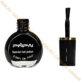 Лак для стемпинга PINPAI. Черный